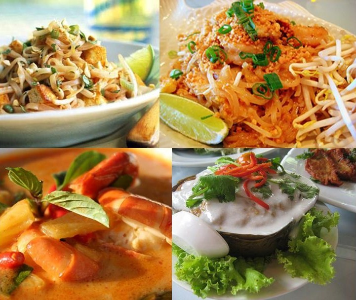 Thai food and culture thailand tour for About thai cuisine